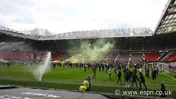 Man Utd-Liverpool called off due to fan protests