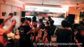 Giugliano in Campania: interrotta festa abusiva in villa - Il Gazzettino Vesuviano