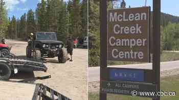 Annual access fee for Kananaskis Country won't include McLean Creek area