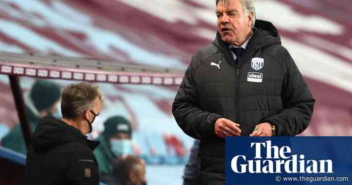 Sam Allardyce expects his West Brom future to be sorted out quickly