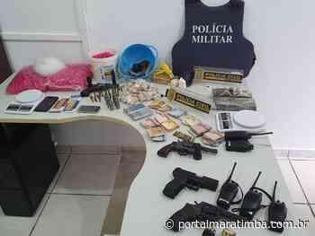 Polícia Civil: Operação conjunta prende quatro suspeitos em Cachoeiro de Itapemirim - Portal Maratimba