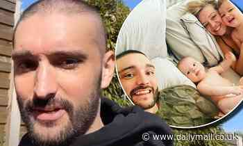 Tom Parker said he refuses to 'feel sorry for himself' as he battles terminal brain tumour