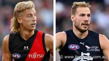 AFL Trade Whispers: Young Bomber's mouthwatering offer, key pillar in Blues' contract bid