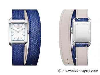 Baume & Mercier - Hampton, a symbol of renewal - Watches and Wonders - WorldTempus