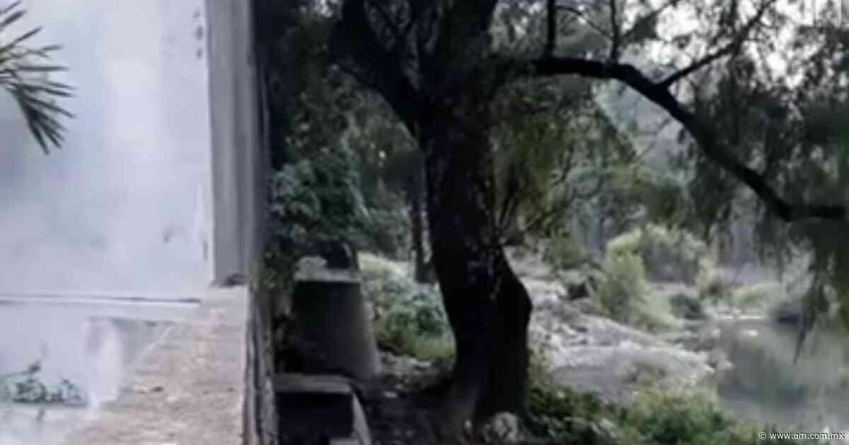 Contaminan aguas negras río Las Pilas en San Felipe Orizatlán - Periódico AM