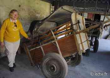 Près de Pacy-sur-Eure. Urgent : ces deux carrioles recherchent leur nouveau propriétaire ! - actu.fr