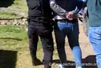 San Antonio de Putina: presunto delincuente fue detenido en un hotel en La Rinconada - pachamamaradio.org