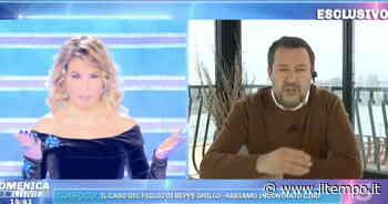 La mossa a sorpresa di Salvini. Bomba dalla d'Urso, così mette Fedez all'angolo - Il Tempo