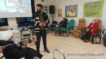 Ore 13.50 – Bomba day a Vicenza, il sindaco Rucco in visita ai centri di accoglienza - Vicenza Più