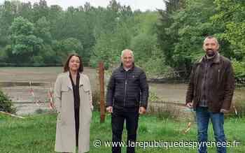 Lescar: le projet d'aménagement du lac des Carolins s'adapte à la tortue Cistude - La République des Pyrénées