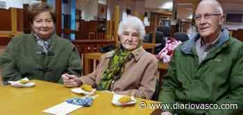 Homenajean a Eusebia Elorza Sein por su 100 cumpleaños - Diario Vasco