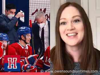 Coaching change hasn't sparked Canadiens | HI/O Bonus - Owen Sound Sun Times