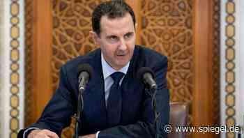 Vor Präsidentschaftswahl in Syrien: Assad erlässt Generalamnestie - DER SPIEGEL