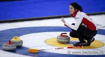Einarson falls to US for third straight loss at world women's curling championship