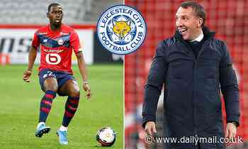 Leicester looking to make £35million move for Lille midfielder Boubakary Soumare