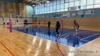 Volley : l'Evreux VB valide son billet pour la Ligue A en s'imposant à Quimper - France Bleu