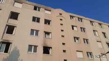 Incendie mortel à Evreux : le corps d'une femme retrouvé, deux hommes blessés - actu.fr