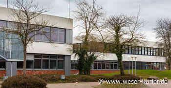 Fenster an Schulgebäude beschädigt - WESER-KURIER
