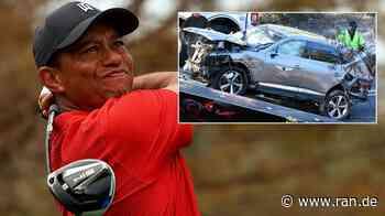 Untersuchung abgeschlossen! Geheimniskrämerei um Unfallursache bei Tiger Woods - RAN