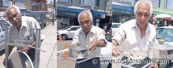 Abuelito de Tamazunchale inventa estufas solares * Don Máximo se hizo viral en redes sociales, al darse - Código San Luis