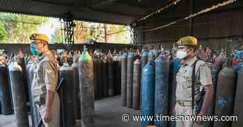 Gujarat: 18 coronavirus patients die in Bharuch Hospital fire - Times Now