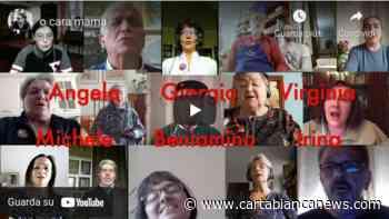"""Buon 1° maggio dal coro """"I Castellani della Valle"""" di Crevalcore - CartaBianca news"""