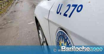 Violenta entradera en los kilómetros - Bariloche 2000