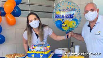 Posto Belassis comemora 2 anos de atendimento em Assis - Assiscity