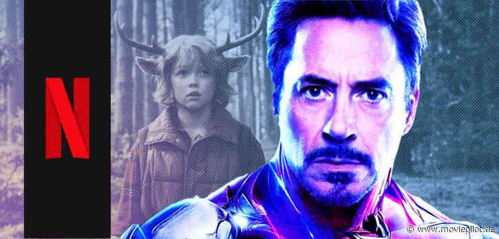 Nach MCU-Ausstieg: Robert Downey Jr. macht seinen Mega-Flop mit der neuen Netflix-Fantasy-Serie wieder gut - Moviepilot