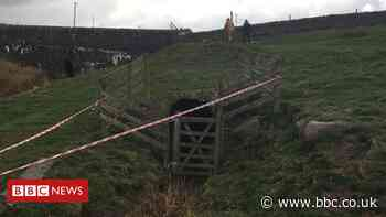 Middleton-In-Teesdale: Men rescued from disused mine