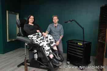 Koppel combineert tattooshop met piercingstudio en koffiebar