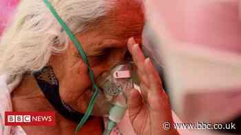 India Covid: Inside Delhi's oxygen crisis