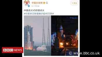 Backlash after China Weibo post mocks India Covid crisis