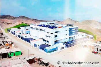 CONSTRUCCIÓN DEL HOSPITAL DE HUARMEY SE INICIA A MÁS TARDAR EN MAYO - Diario de Chimbote