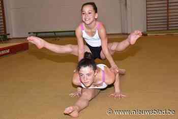 Nora en Kyra mogen naar WK acrogym voor beloften