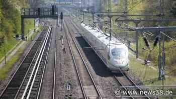 Meinersen (Kreis Gifhorn): Notarzteinsatz am Bahnhof – ICE-Strecke gesperrt! - News38