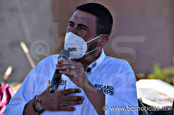 Todos Santos será uno de los primeros lugares en tener nuevo camión de basura: Ricardo Barroso - BCS Noticias
