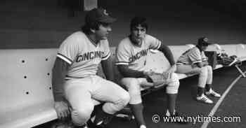 Johnny Bench Misses His Hall of Fame Friends