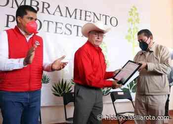 Vamos a reivindicar la lucha por el campo: Valera Piedras - La Silla Rota
