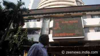 Rising COVID cases spook markets! Sensex tanks over 400 points