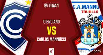 Cienciano vs. Carlos A. Mannucci se ven las caras este lunes por la Liga 1 - Diario Depor