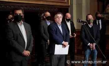 A coro, la oposición cruzó a Kicillof por controles sanitarios en accesos - Letra P
