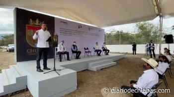 REC inaugura planta de tratamiento de aguas residuales en Suchiapa - Diario de Chiapas