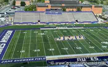 UND football playoff GameCenter live: No. 1 James Madison vs. No. 7 UND, FCS quarterfinals - Grand Forks Herald