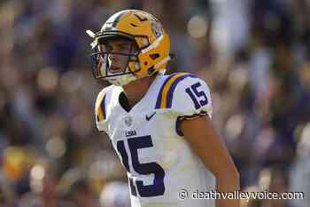 LSU Football: The disrespect for Myles Brennan is already starting - Death Valley Voice
