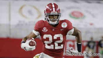 NFL Draft 2021: Should we slow the fantasy football hype for Najee Harris? - Yahoo Sports