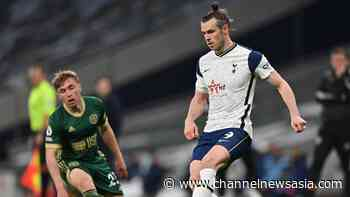 Football: Bale hat-trick fires Spurs to 4-0 win over Sheffield Utd - CNA