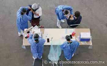 Inicia vacunación anticovid en Sombrerete, Zacatecas - El Sol de Zacatecas