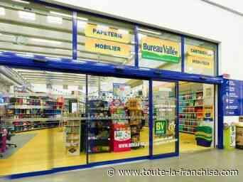 Bureau Vallée inaugure un nouveau magasin à Nort-sur-Erdre - Toute-la-Franchise.com