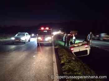 Acidente envolvendo três veículos é registrado na ERS-239 entre Nova Hartz e Parobé - Repercussão Paranhana